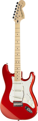 FENDER STANDARD STRATOCASTER MN CANDY APPLE RED