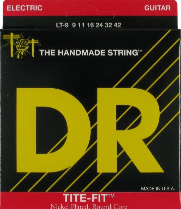 Струны для электрогитар DR LT-9 (9-42)