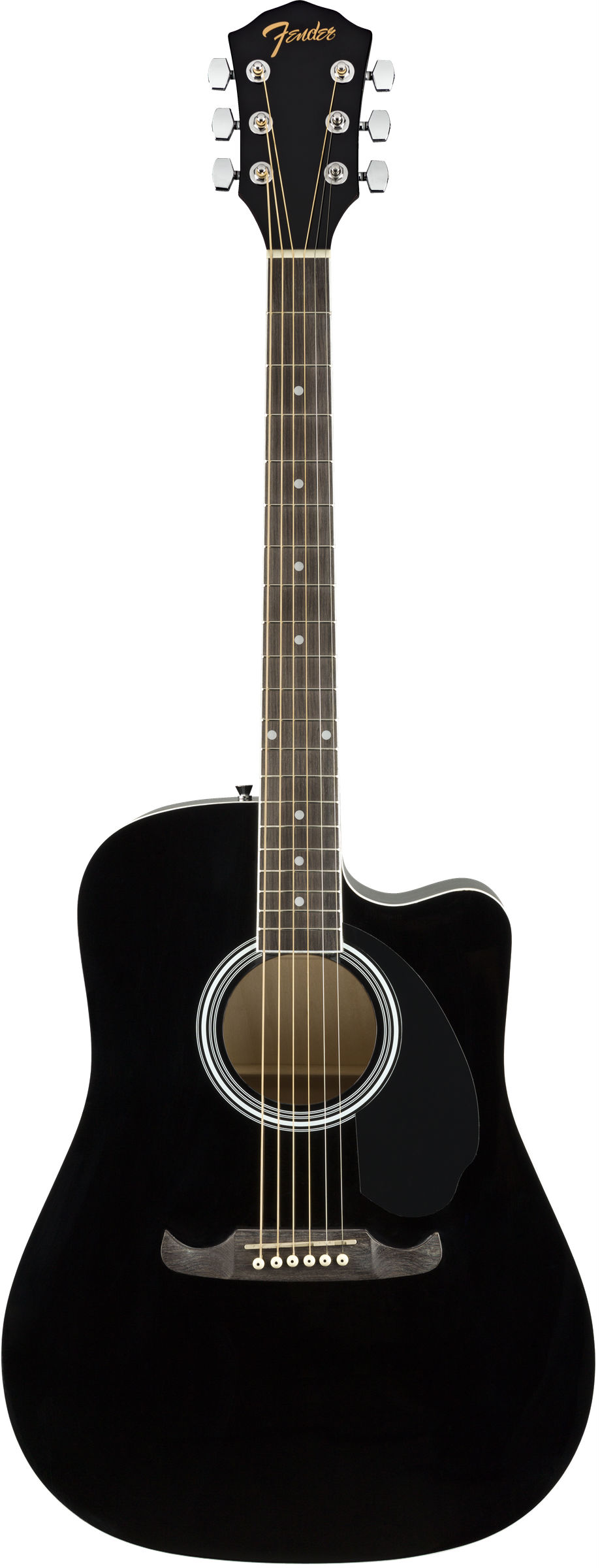 Электроакустика FENDER FA-125CE Dreadnought Black
