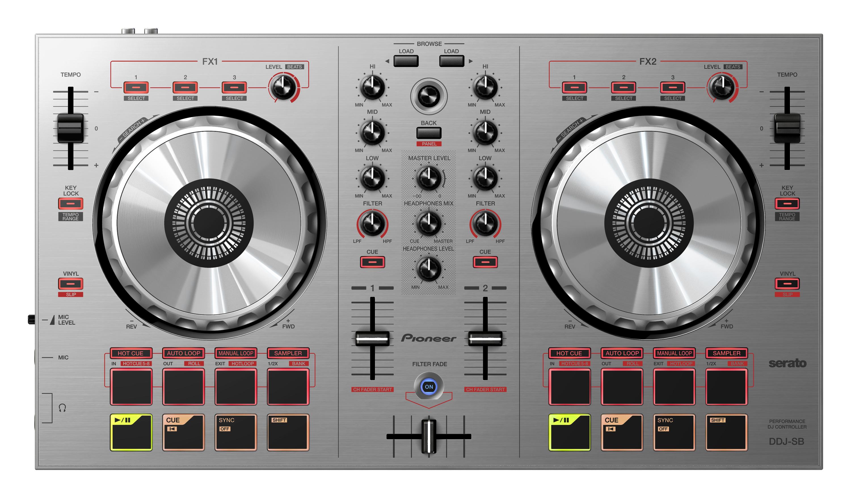 Pioneer DDJ-SB-L DJ Controller Drivers for Windows 10