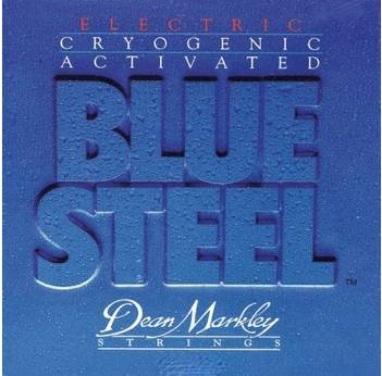 СТРУНЫ DEAN MARKLEY BLUE STEEL ELECTRIC 2552 LT
