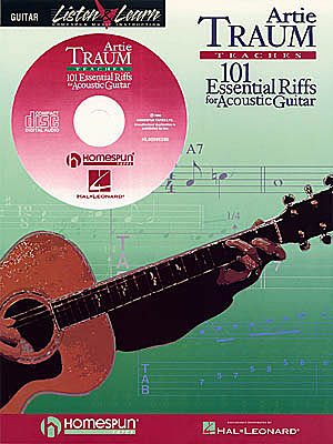 HAL LEONARD GTRED TRAUM 101 ESSENT CD/PKG