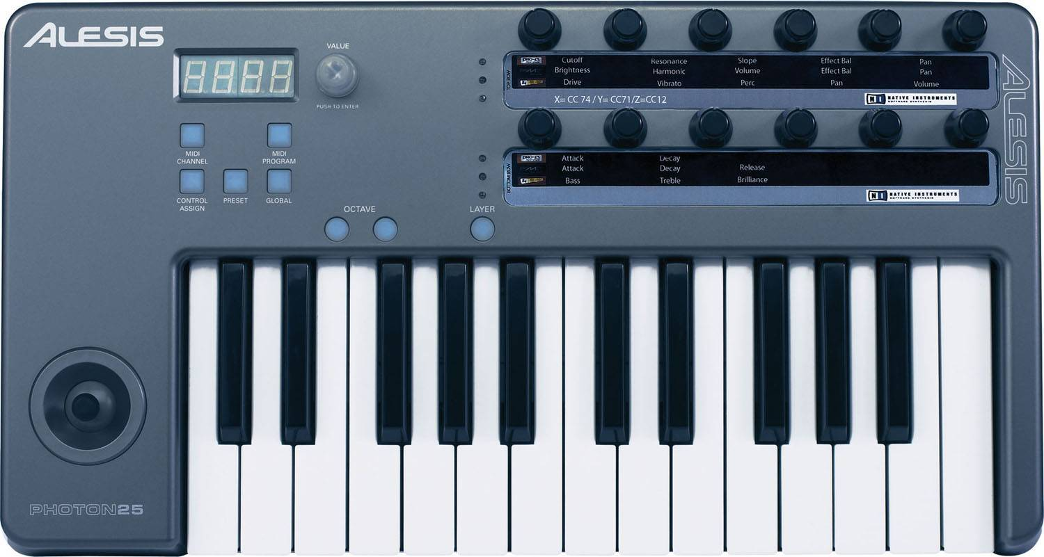 ALESIS PHOTON 25 WINDOWS 7 DRIVERS DOWNLOAD (2019)
