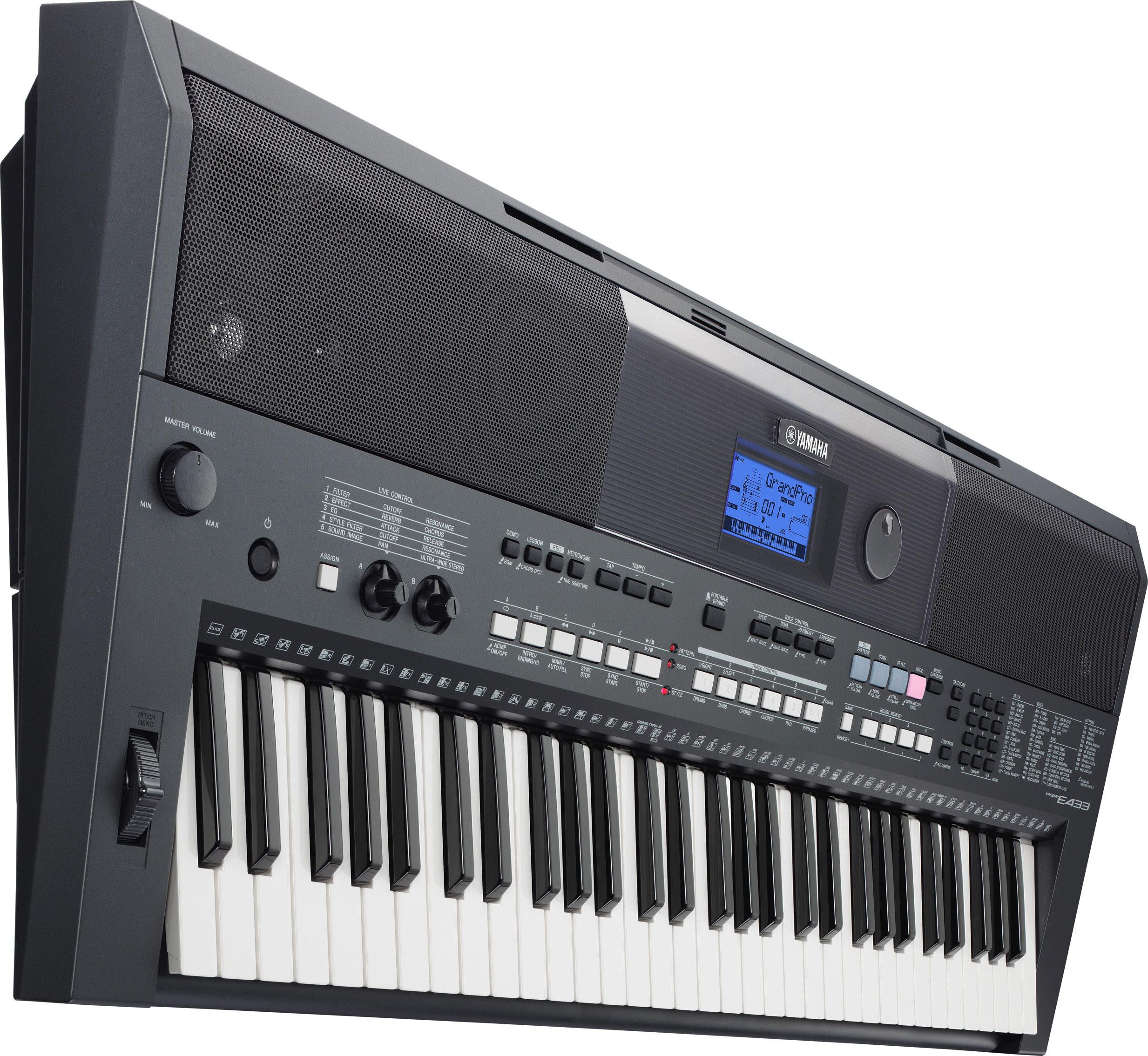 Электронный синтезатор на русском языке