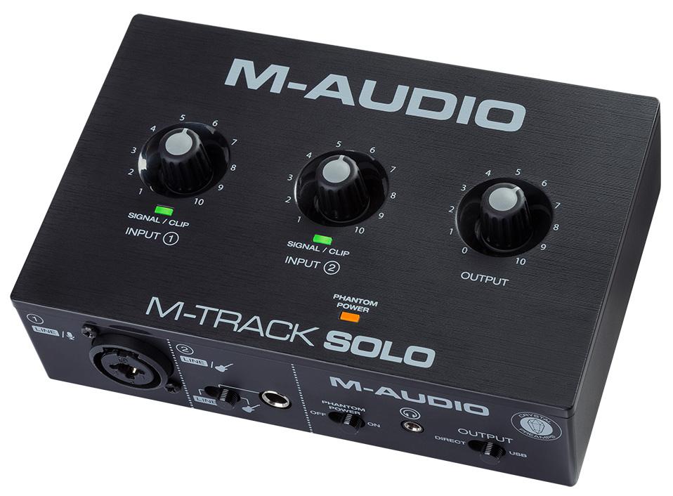 M Audio Solo