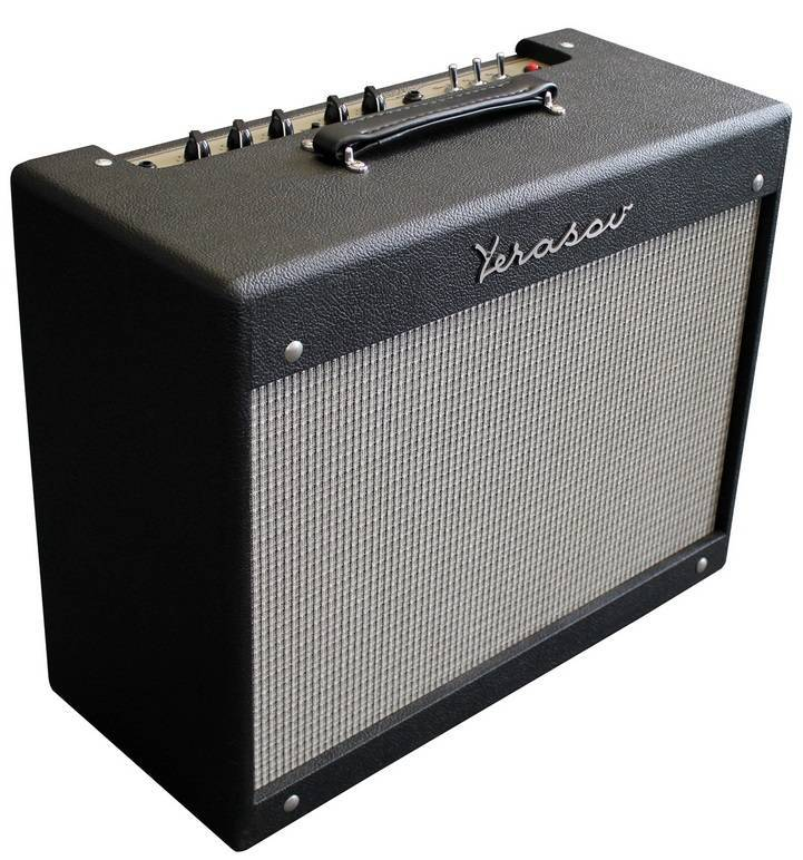 Комбоусилитель гитарный CLASSIC-50 , ламповый, 50Вт, Yerasov