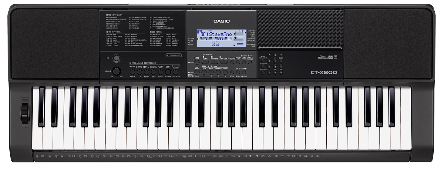 Синтезатор Casio CT-X800        NEW