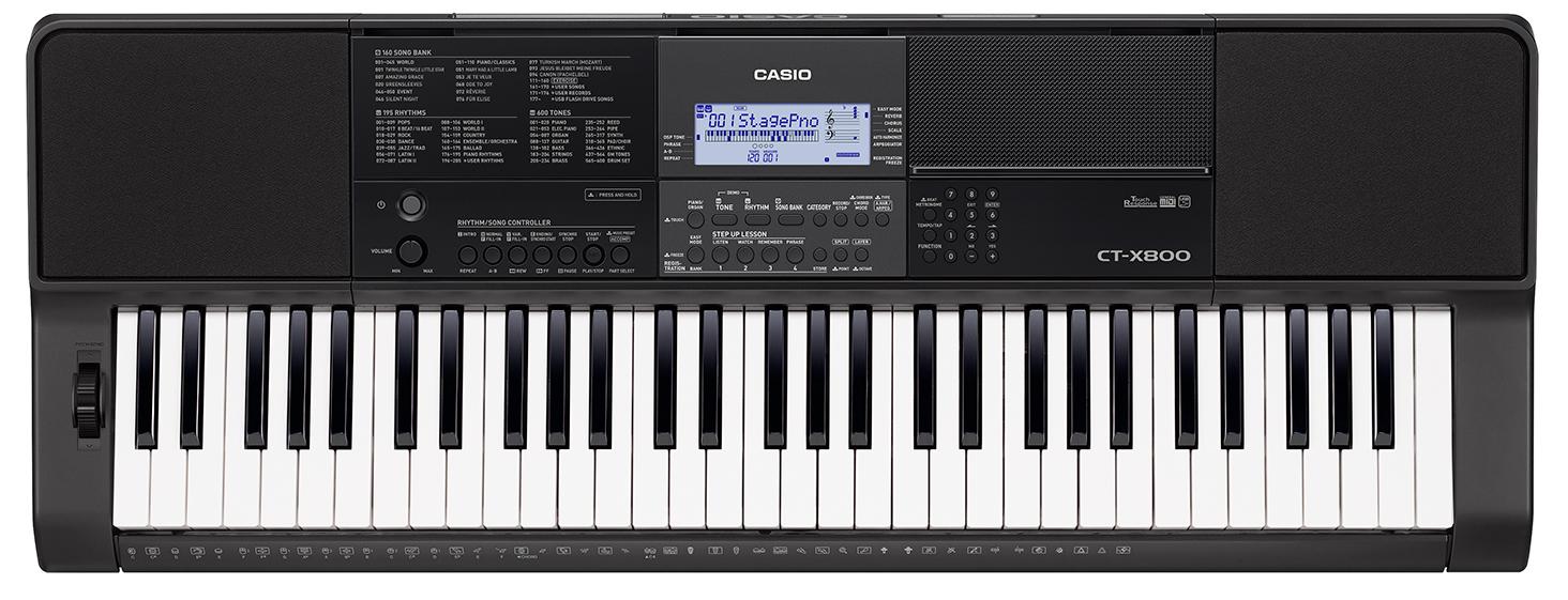 Синтезатор Casio CT-X800        NEW