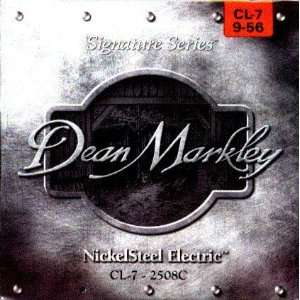 DEAN MARKLEY NICKELSTEEL ELECTRIC 2508 7-С-CL