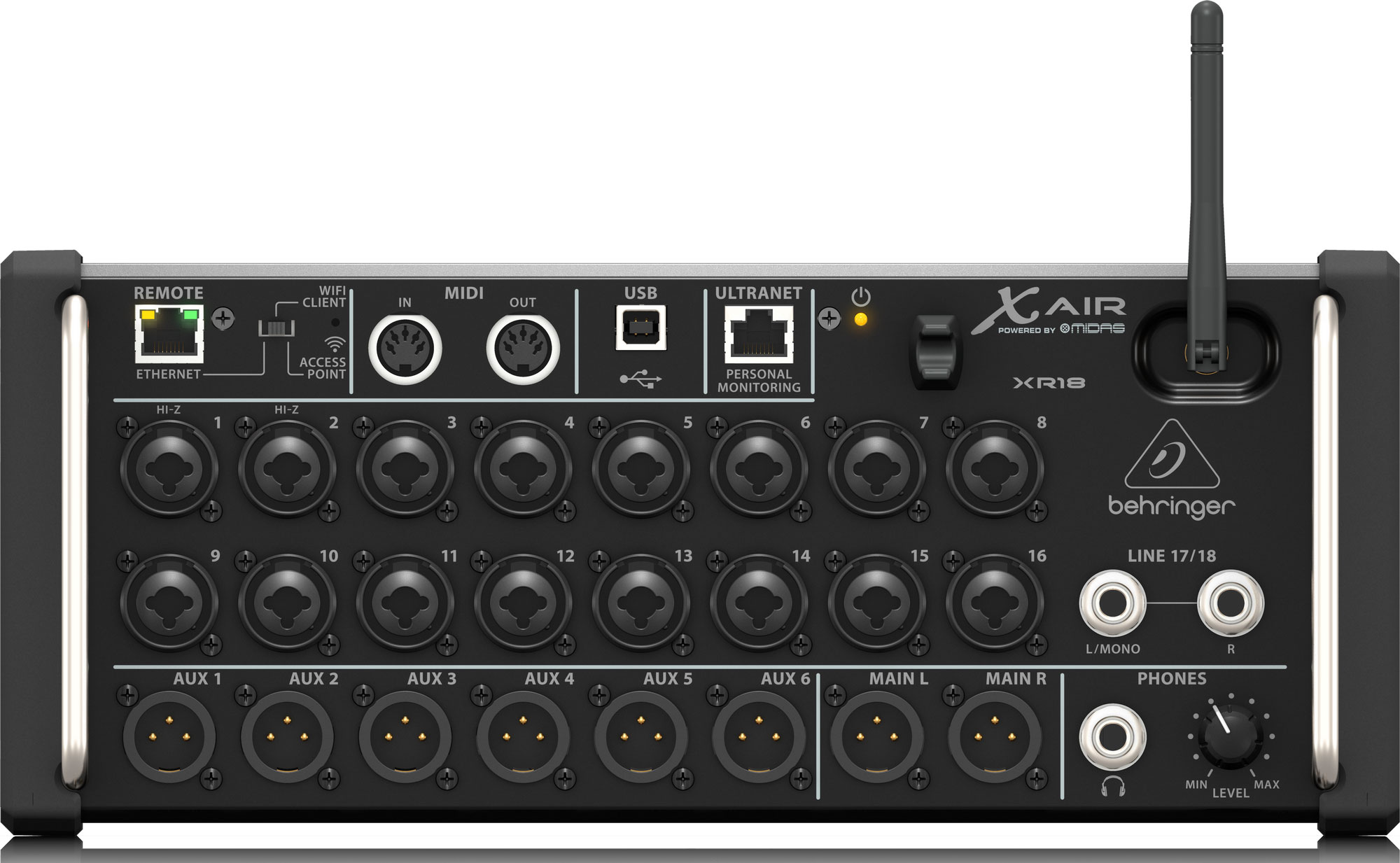 BEHRINGER X(R)18 DRIVER DOWNLOAD
