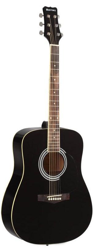 Акустическая гитара Martinez FAW-702-B