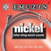 СТРУНЫ EMUZIN NICKEL