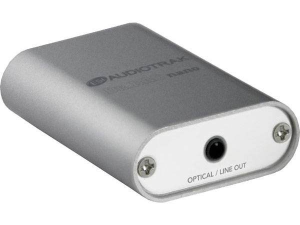 ESI AUDIOTRAK DR.DAC NANO DOWNLOAD DRIVERS