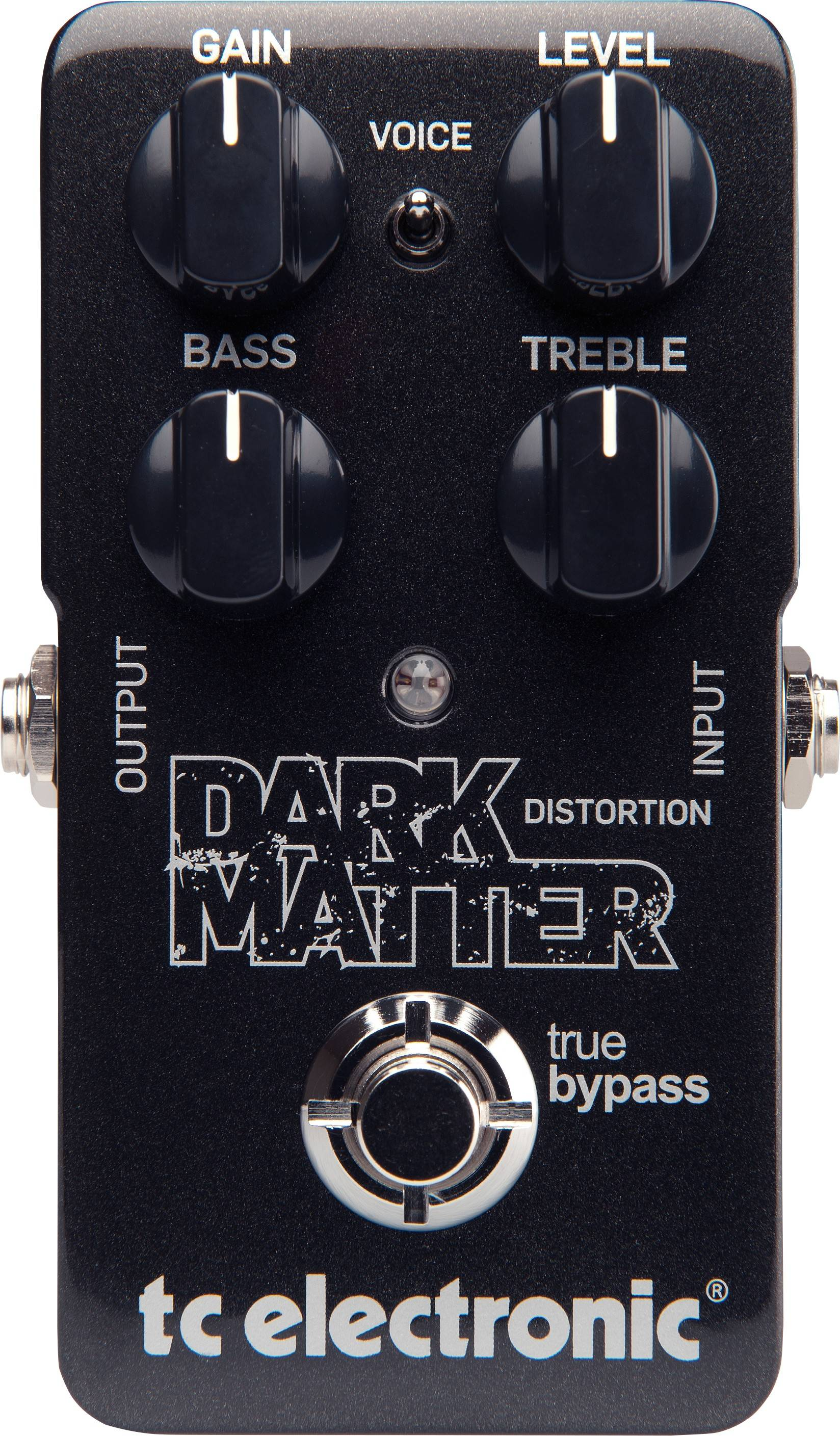 Гитарная педаль TC ELECTRONIC Dark Matter Distortion