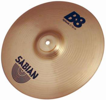 ТАРЕЛКА SABIAN 12 SPLASH B8