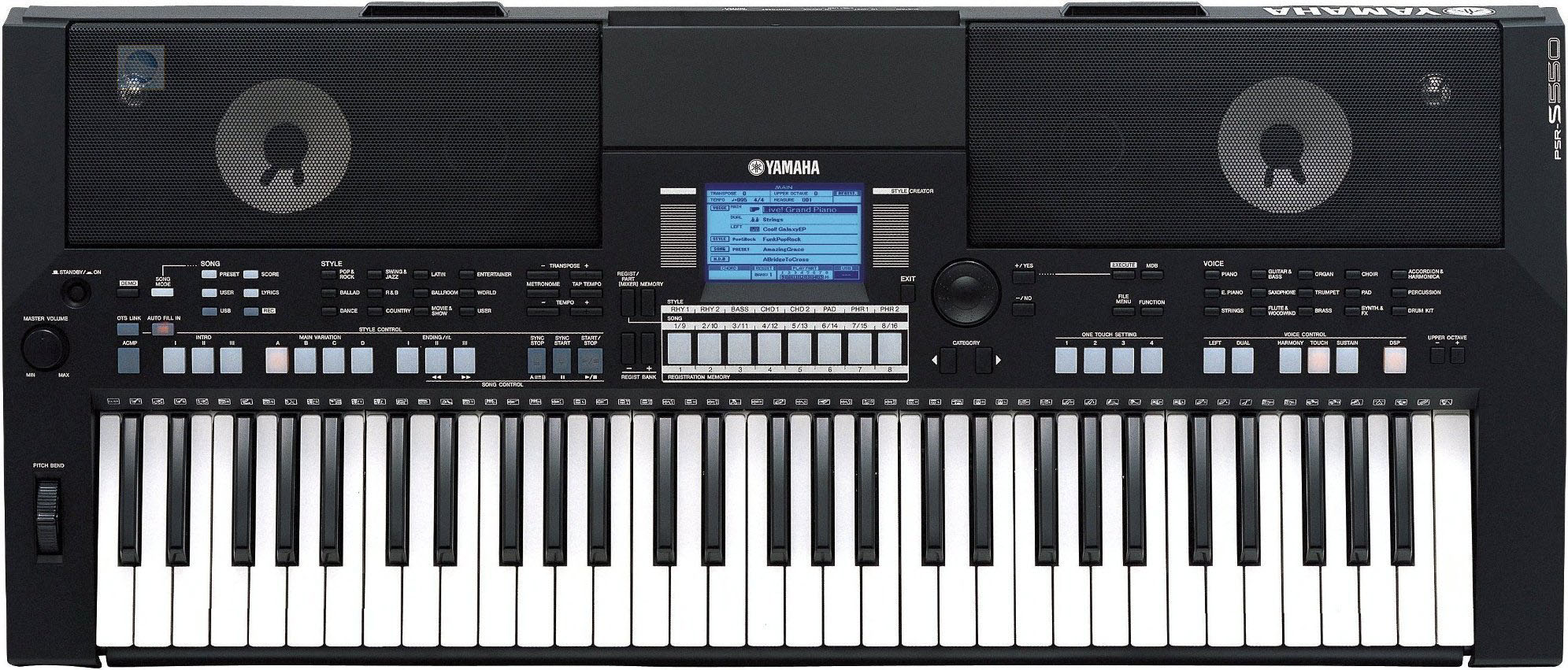 YAMAHA PSR S550 USB-MIDI WINDOWS 7 DRIVER DOWNLOAD