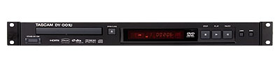 DVD/MP3/CD-ПЛЕЕР TASCAM DV-D01U