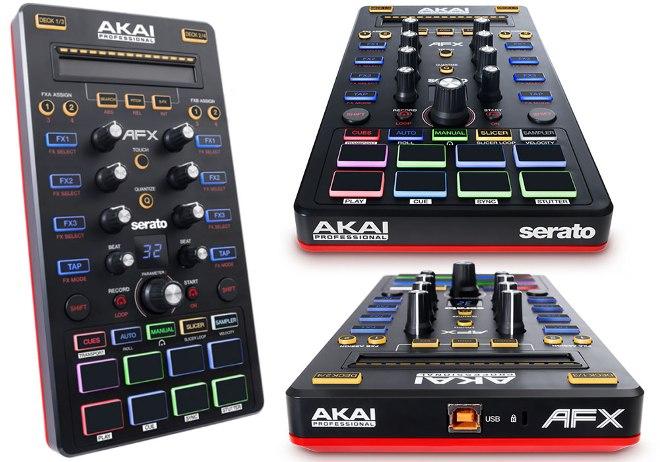 Akai-Pro-AFX