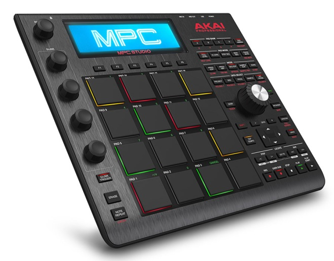 Akai-Pro-MPC-Studio-angle