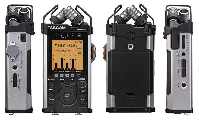 TASCAM+FR+DR+44WL-1