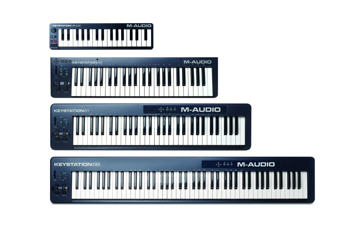 Уменьшенные клавиши устанавливают на портативных контроллерах, которые можно носить с собой