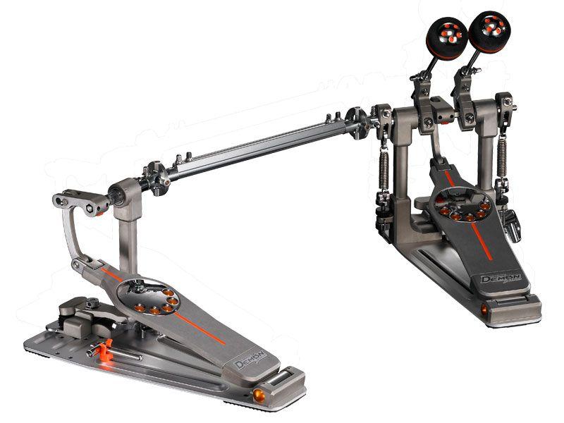 Двойная педаль с регулируемым двойным приводом – выбор настоящих ценителей
