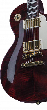 ЭЛЕКТРОГИТАРА GIBSON LES PAUL Studio 2016 T Wine Red