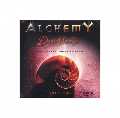 СТРУНЫ DEAN MARKLEY ALCHEMY GOLDPHOS 2048 (92/8) MED