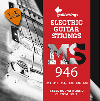 Струны GALLI STRINGS MS946