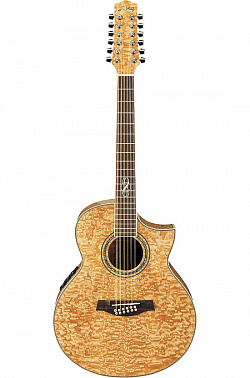 ЭЛЕКТРОАКУСТИЧЕСКАЯ ГИТАРА IBANEZ EW2012ASE NATURAL