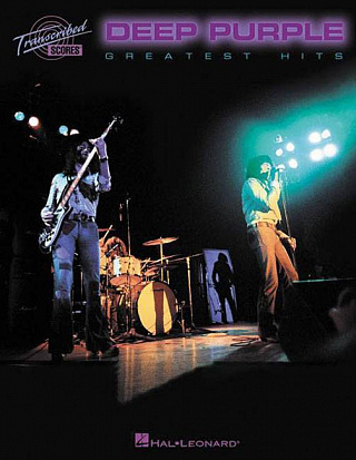 HAL LEONARD 672502 DEEP PURPLE