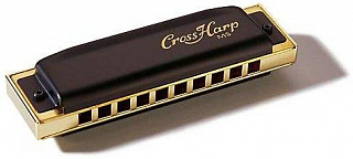 ГУБНАЯ ГАРМОШКА HOHNER CROSS HARP 565/20 MS A