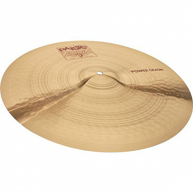 "ТАРЕЛКА PAISTE 17"" POWER CRASH 2002"