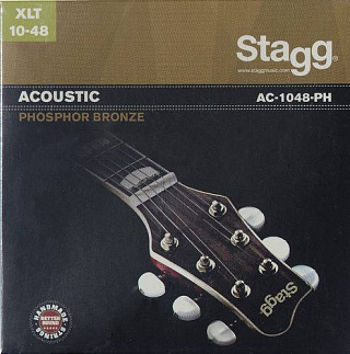 СТРУНЫ STAGG AC-1048-PH