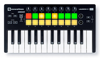 MIDI КОНТРОЛЛЕР NOVATION LAUNCHKEY MINI MK2