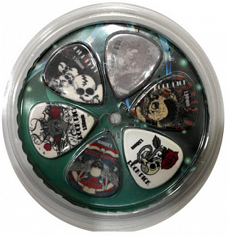 Медиатор PHIL PRO ROCK PICK CRP - 1.14