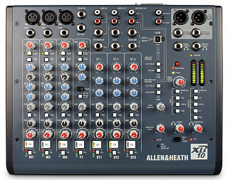 Микшерный пульт ALLEN&HEATH XB-10