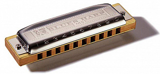 ГУБНАЯ ГАРМОШКА HOHNER BLUES HARP 532/20 MS A