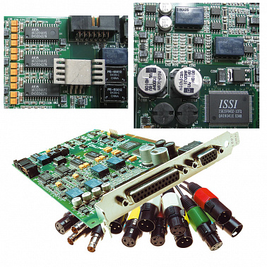 ЗВУКОВАЯ КАРТА LYNXSTUDIO LYNXTWO-B AUDIO BOARD