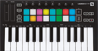 MIDI-контроллер NOVATION LAUNCHKEY MINI MK3
