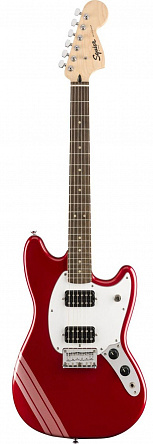 FENDER SQUIER LTD ED Bullet Mustang Competition Red
