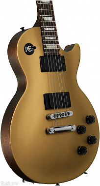 Электрогитара GIBSON LPJ RUBBED GOLD TOP
