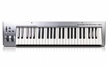 MIDI КЛАВИАТУРА M-Audio Keystation 49es Mk II