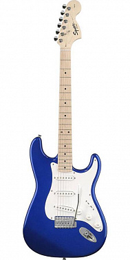 ЭЛЕКТРОГИТАРА FENDER SQUIER AFFINITY STRATOCASTER MN CHROME BLUE