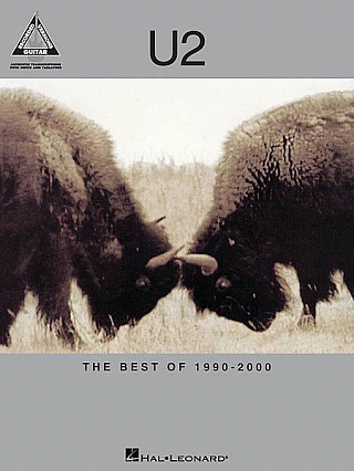 HAL LEONARD  RVRN U2 BEST OF 1990-2000