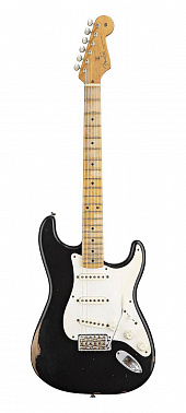 FENDER ROAD WORN 50'S STRAT BLK