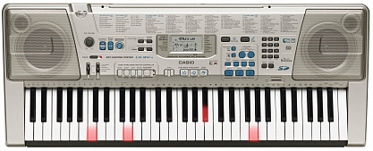 СИНТЕЗАТОР CASIO LK-300TV