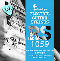 Струны GALLI STRINGS RS1059