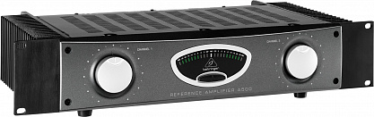 УСИЛИТЕЛЬ BEHRINGER A 500 REFERENCE AMPLIFIER