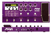ГИТАРНЫЙ ПРОЦЕССОР MUZA GP300(PURPLE)